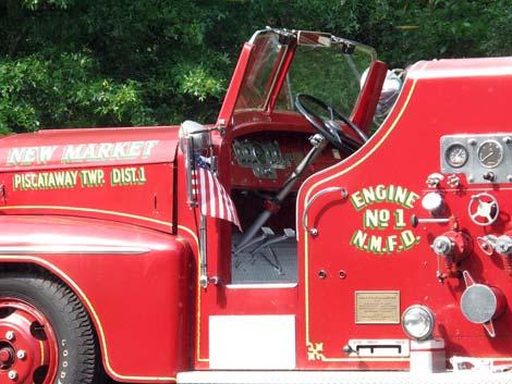 Classic firetruck